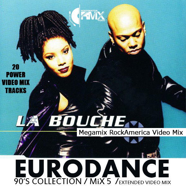05 - EuroDance 90´s Mix 05 (Venda por DOWNLOAD)